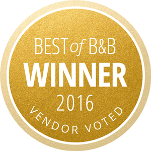 Best of B&B winner 2016